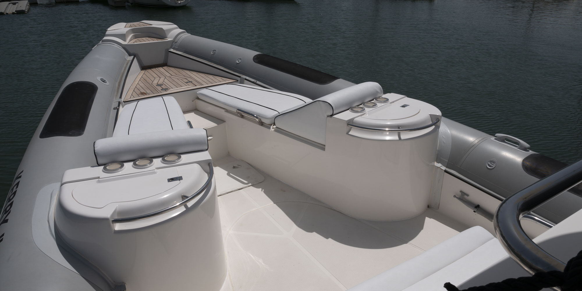 Duarry 12m Luxury RIB